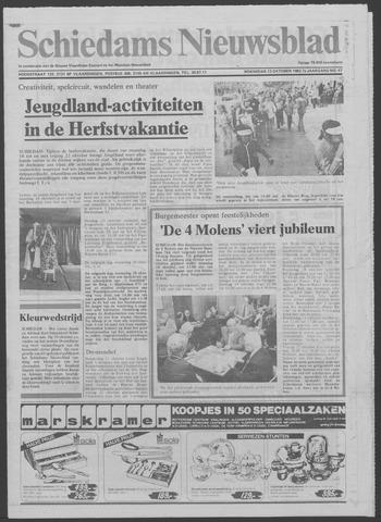 Schiedams Nieuwsblad 1982-10-13