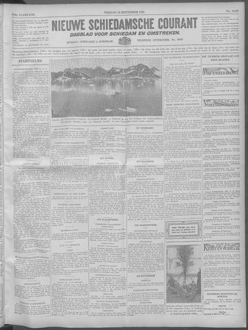 Nieuwe Schiedamsche Courant 1932-09-16