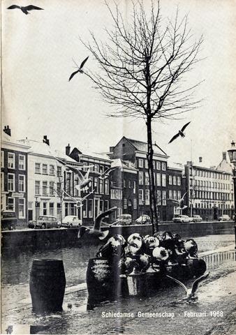 Schiedamse Gemeenschap (tijdschrift) 1968-02-01