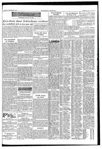 Rotterdamsch Nieuwsblad / Schiedamsche Courant / Rotterdams Dagblad / Waterweg / Algemeen Dagblad 1953-11-10