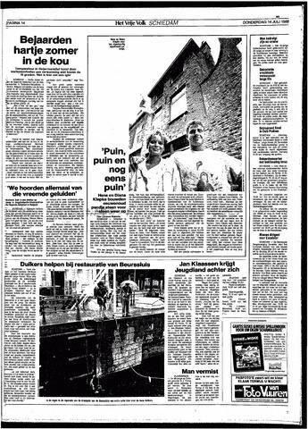 Het Vrije volk 1988-07-14