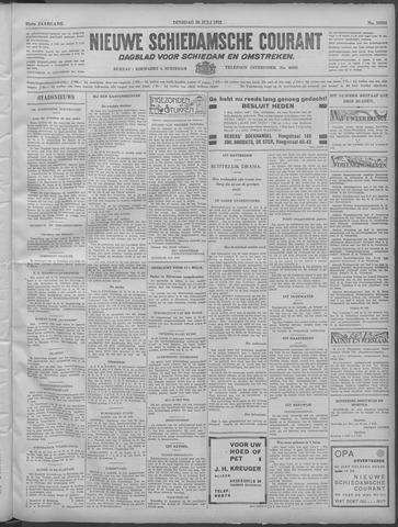 Nieuwe Schiedamsche Courant 1932-07-26