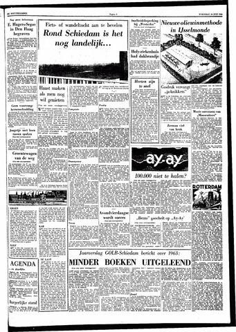 Trouw / De Rotterdammer 1964-07-29