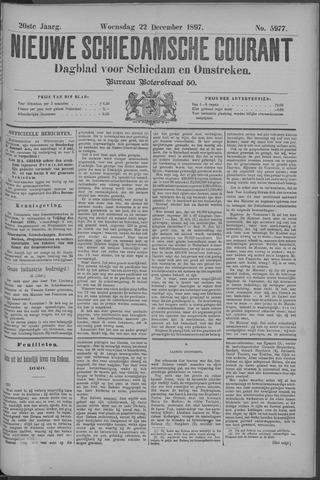 Nieuwe Schiedamsche Courant 1897-12-22