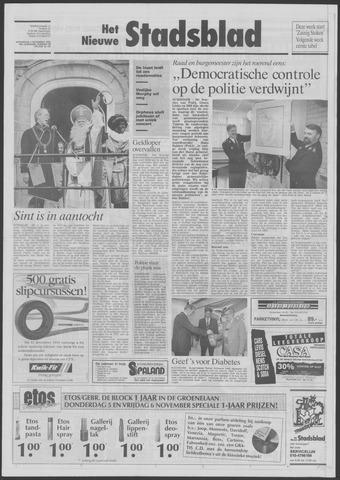 Het Nieuwe Stadsblad 1992-11-04