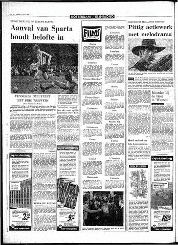Rotterdamsch Parool / De Schiedammer 1968-07-19