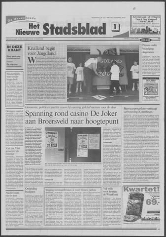 Het Nieuwe Stadsblad 1998-07-29