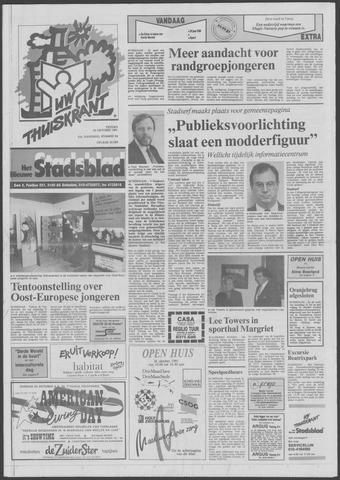 Het Nieuwe Stadsblad 1991-10-18