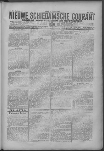 Nieuwe Schiedamsche Courant 1925-08-11