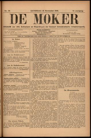 De Moker 1908-11-28