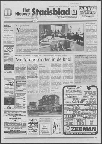 Het Nieuwe Stadsblad 1995-04-05