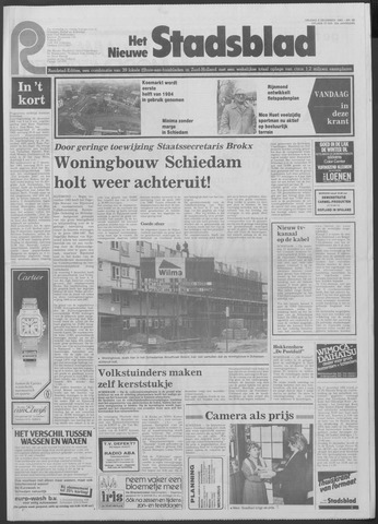 Het Nieuwe Stadsblad 1983-12-09