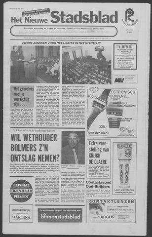 Het Nieuwe Stadsblad 1975-05-30