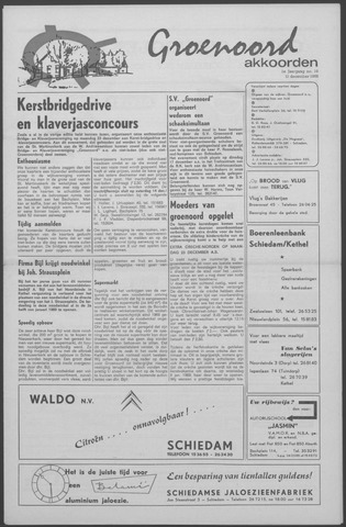 Groenoord Akkoorden 1968-12-13