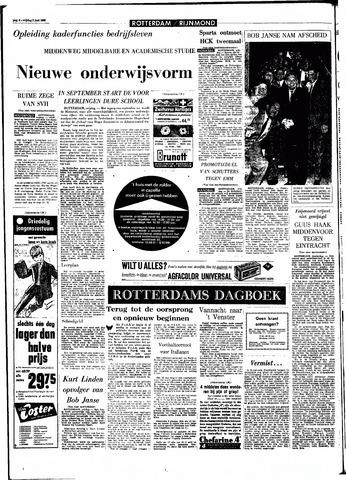 Rotterdamsch Parool / De Schiedammer 1966-06-03