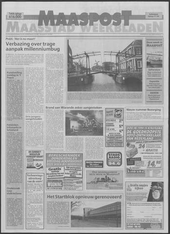 Maaspost / Maasstad / Maasstad Pers 1999-03-24