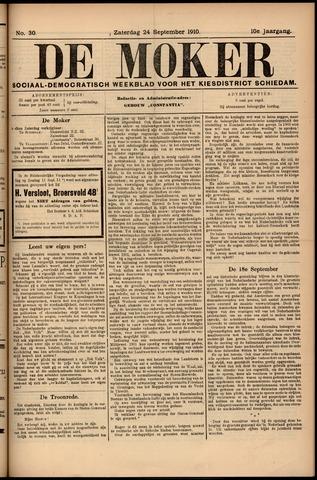 De Moker 1910-09-24
