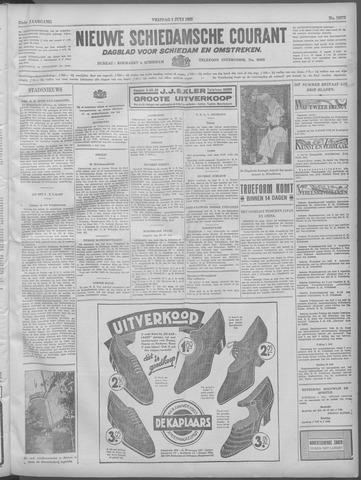 Nieuwe Schiedamsche Courant 1932-07-01