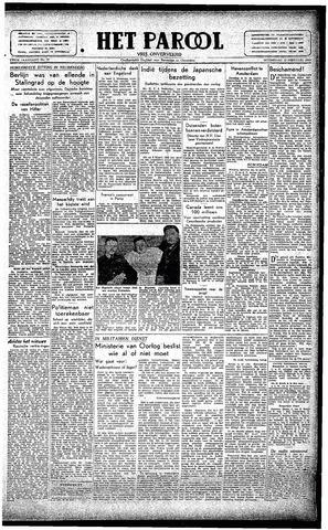 Rotterdamsch Parool / De Schiedammer 1946-02-13