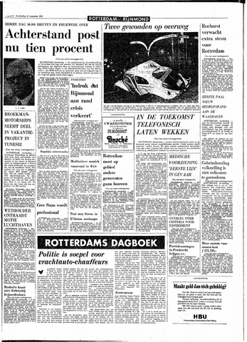 Rotterdamsch Parool / De Schiedammer 1970-12-10