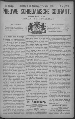Nieuwe Schiedamsche Courant 1886-06-07