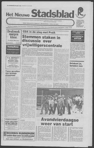 Het Nieuwe Stadsblad 1980-06-18