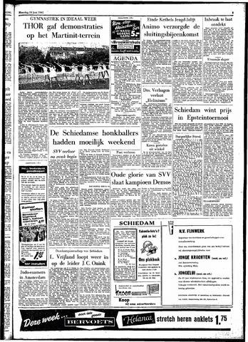 Rotterdamsch Parool / De Schiedammer 1961-06-26