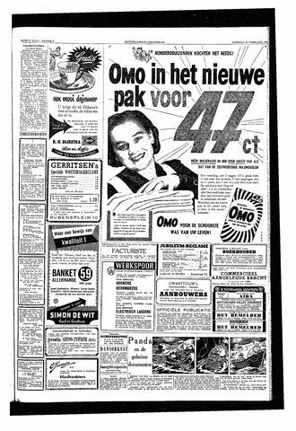 Rotterdamsch Nieuwsblad / Schiedamsche Courant / Rotterdams Dagblad / Waterweg / Algemeen Dagblad 1953-02-24
