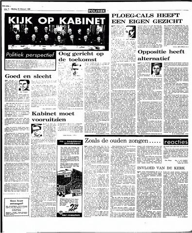 Rotterdamsch Parool / De Schiedammer 1966-02-22