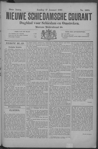 Nieuwe Schiedamsche Courant 1897-01-17