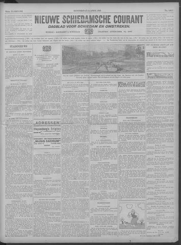 Nieuwe Schiedamsche Courant 1933-04-13