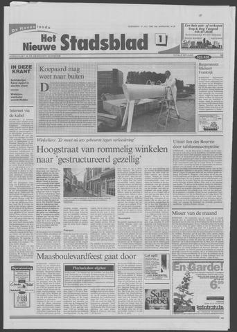 Het Nieuwe Stadsblad 1998-07-15