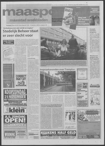 Maaspost / Maasstad / Maasstad Pers 1999-11-17
