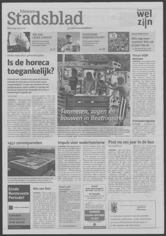 Het Nieuwe Stadsblad 2016-07-27