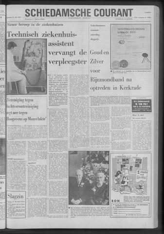 Rotterdamsch Nieuwsblad / Schiedamsche Courant / Rotterdams Dagblad / Waterweg / Algemeen Dagblad 1970-07-21