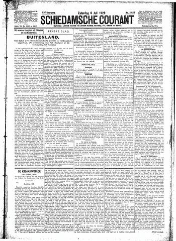 Schiedamsche Courant 1929-07-06
