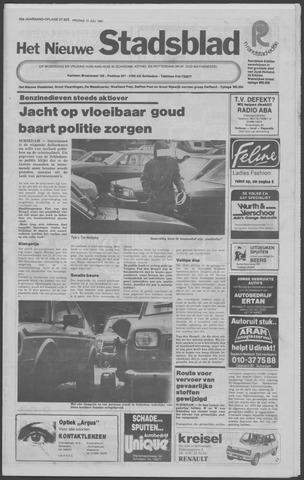 Het Nieuwe Stadsblad 1981-07-17