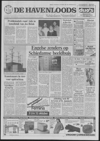 De Havenloods 1986-10-09