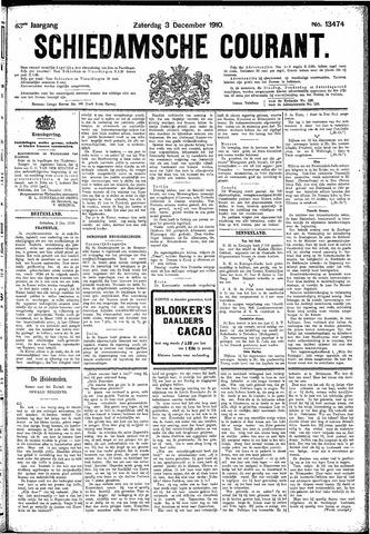 Schiedamsche Courant 1910-12-03