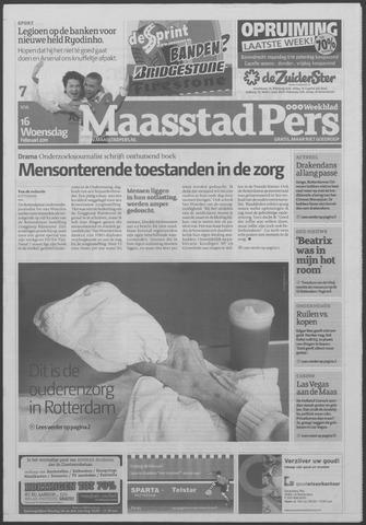 Maaspost / Maasstad / Maasstad Pers 2011-02-16