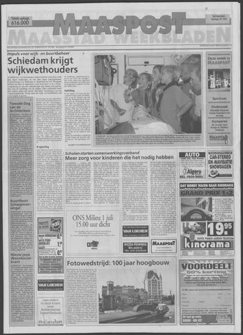 Maaspost / Maasstad / Maasstad Pers 1998-06-24