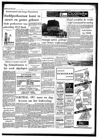 Rotterdamsch Parool / De Schiedammer 1962-10-25