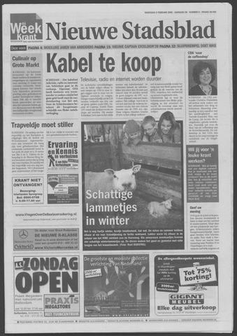 Het Nieuwe Stadsblad 2006-02-08