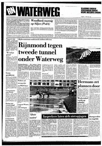 Rotterdamsch Nieuwsblad / Schiedamsche Courant / Rotterdams Dagblad / Waterweg / Algemeen Dagblad 1985-02-01