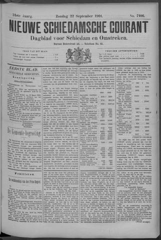 Nieuwe Schiedamsche Courant 1901-09-22