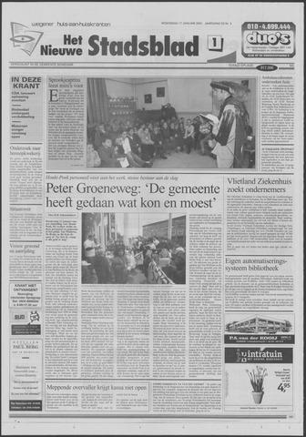 Het Nieuwe Stadsblad 2001-01-17