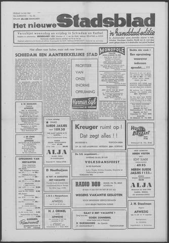 Het Nieuwe Stadsblad 1961-07-14