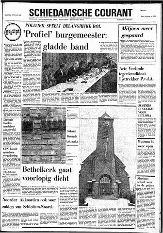 Rotterdamsch Nieuwsblad / Schiedamsche Courant / Rotterdams Dagblad / Waterweg / Algemeen Dagblad 1974-02-28