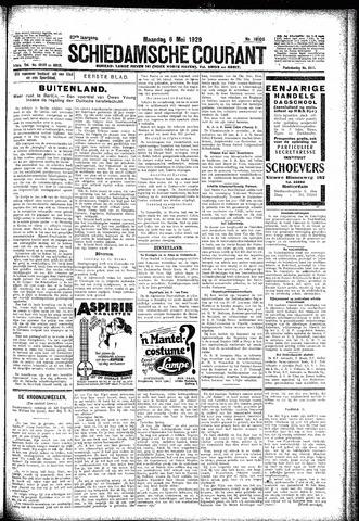 Schiedamsche Courant 1929-05-06