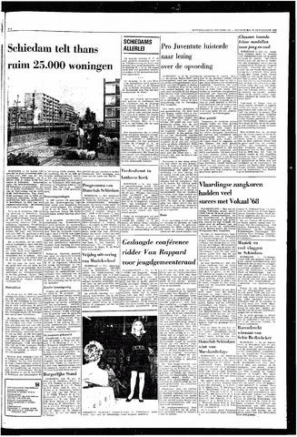 Rotterdamsch Nieuwsblad / Schiedamsche Courant / Rotterdams Dagblad / Waterweg / Algemeen Dagblad 1968-09-26